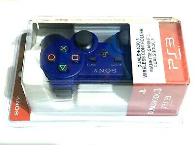 Sony PlayStation 3 DualShock 3 Wireless Controller Blue