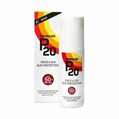 P20 Suncare Spf 20,30 And 50  Spray And Lotion 200Ml And 100Ml. New Seal Pack