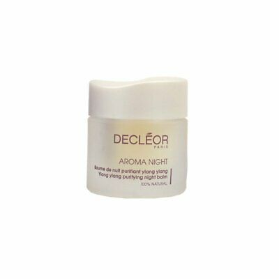 Decleor Aroma Night Ylang Ylang Purifying Night Balm 15ml W/O Box #da