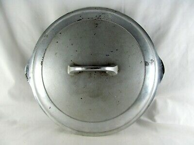 Griswold 1098 B Self Basting Lid, No. 8, high dome cover, skillet, pan