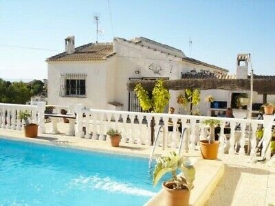 Bargain Villa break June 1st -7th (£100 week for up to 6) South Costa Blanca