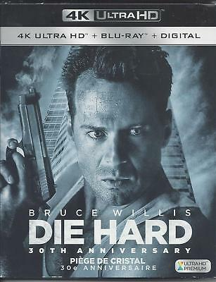 Die Hard (4K Ultra Hd/Bluray)(2 Disc Set)(Used)