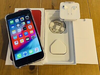 Apple iPhone 8 Plus (PRODUCT)RED - 64GB - (Unlocked for all networks)