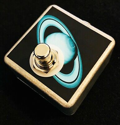 Saturnworks Micro Soft Touch Tap Tempo Guitar Pedal for Boss Replaces FS-5