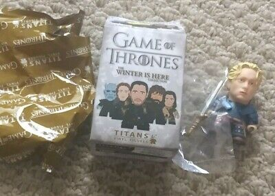 Game of Thrones TITANS Mystery Mini BRIENNE OF TARTH Vinyl Winter is Here HBO