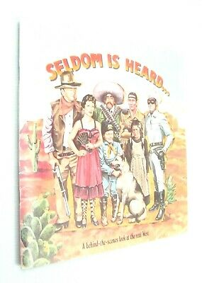 Seldom Is Heard... A Behind-the-Scenes Look at the Real West by James Udall - PB