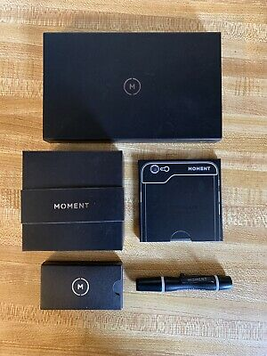 Moment Wide Angle Lens 18mm V1 Great Condition! Bundle! Case / Lens Caps / Brush