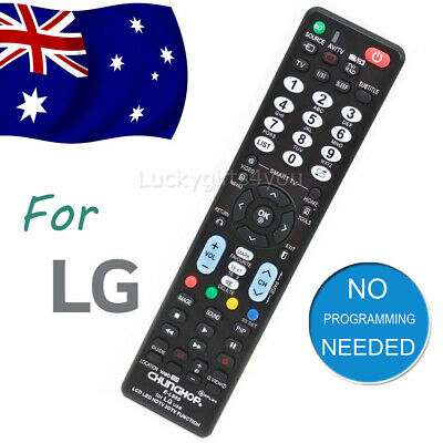 NEW LG TV Remote Control for 2000-2018 Years All LG Smart 3D HDTV LED LCD TV AU