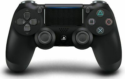 Sony PlayStation 4 PS4 Dualshock 4 Wireless Controller SECOND GENeration (BLACK)