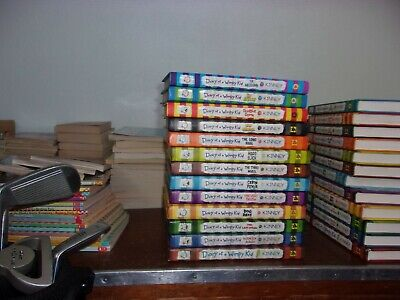 Diary Of A Wimpy Kid 1-13 Hb