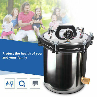 XFS-280A  Medical Thick Stainless Steel Portable Pressure Steam Autoclave