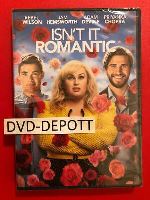 Isn't It Romantic DVD AUTHENTIC DVD READ Description New FAST Free Shipping