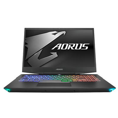 "Gigabyte Aorus 15 15.6 "" Gaming Portable - Core i7 2,6 GHZ,16GB,2TB,Windows 10"
