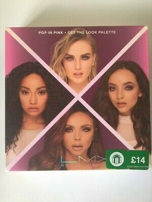 LMX BY LITTLE MIX POP IN PINK GET THE LOOK PALETTE - New