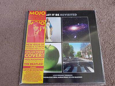 The Beatles  -  Let it Be Revisited    Mojo Vinyl Album     New!