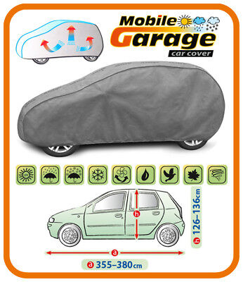 Heavy Duty Car Cover for Seat Mii Breathable Cover UV Snow Frost Protection