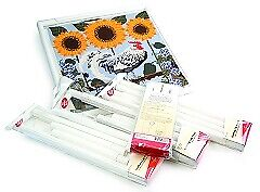 Sew Easy ER81711 | Quilting Frame | 11 x 11in & 11 x 17in | Twin Pack