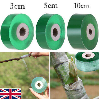 5cm*100m Grafting Tape Stretchable Self-adhesive For Garden Tree Seedling Tapes