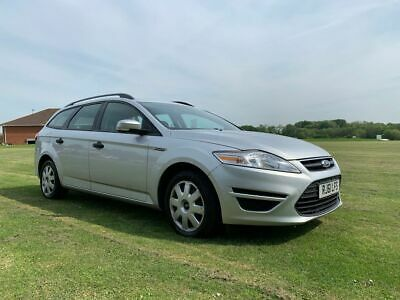 Ford Mondeo 2.0 TDCi Edge 5dr 2012