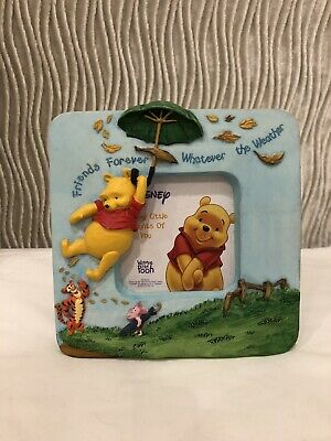 Friends Forever DISNEY Winnie the Pooh – Eeyore – Tigger – Piglet Photo Frame