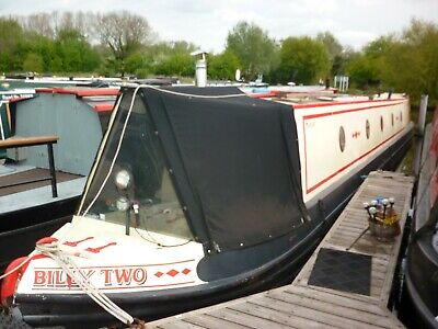 """""""Billy II"""" 1991 65ft Traditional Narrowboat"""