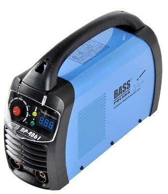 Bass Inverting Welder Mma 300A Igbt With Cables And Welding Mask