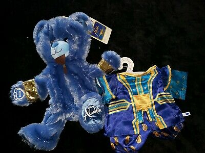 Build A Bear Genie And Outfit Unstuffed Alladin