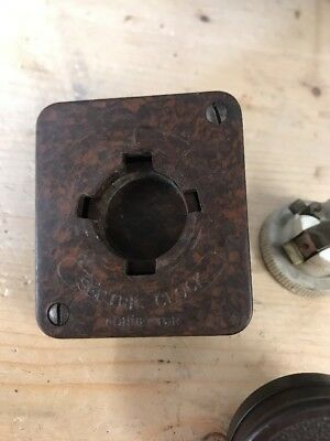 Sectric Clock Connector Socket Adaptor + Other Bits - P283