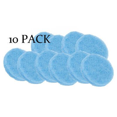 Black and Decker 10 Pack Of Genuine OEM Replacement Scrub Pads # 90522701-10PK