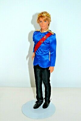Barbie Fairytale Prince - Prince Ken Doll, Gift wrapped