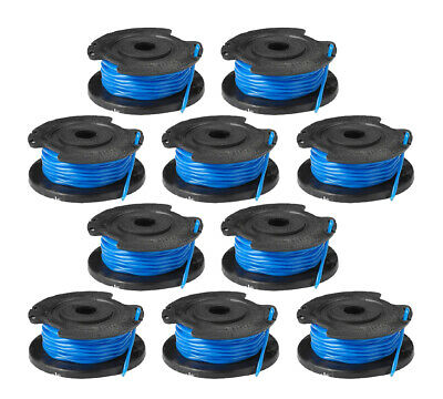 GreenWorks 10 Pack Of Genuine OEM Replacement Line And Spools # 3411646-10PK