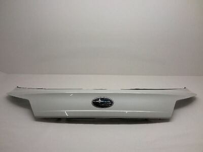 2012-2014 Subaru Outback Tail Finish Panel Wagon Premium White