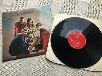 """The Seekers LP 12"""" MFP Vinyl Record - The Four & Only Seekers 1964"""