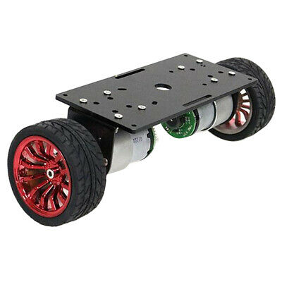 High-precision Motor Two-wheel Smart Robot Car Chassis Kit for DIY Kids Gift