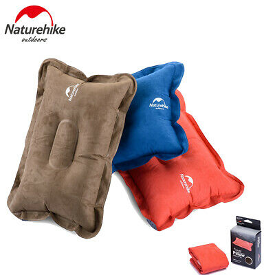 Naturehike Outdoor Camping Inflatable Travel Air Pillow Sleeping Portable