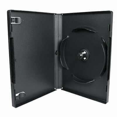 8-Disc stack-hub DVD cases (22mm) 10-pack - premium