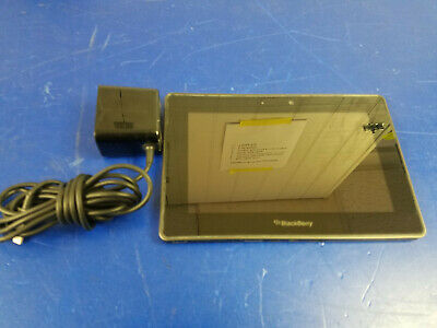 BLACKBERRY PLAYBOOK 32GB, Wi-Fi 4G (Unlocked), 7in - Black