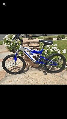 f8667ac17ba Magna excitor Mountain bike 21 Speed Dual Suspension -20 Inch Boys & Girls