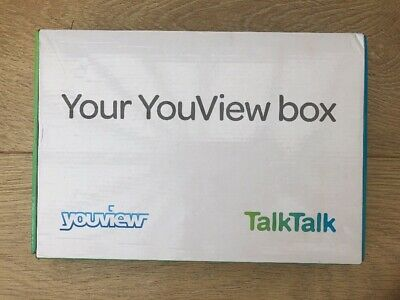 TalkTalk Your YouView box - Brand New in Box Model DN360T