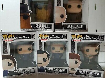 The Addams Family Funko Pop Figures Brand New -YOU PICK FROM LIST