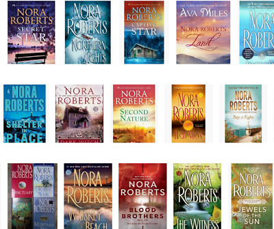 Nora Roberts Complete set of 56 Audiobooks Collection (MP3) Download