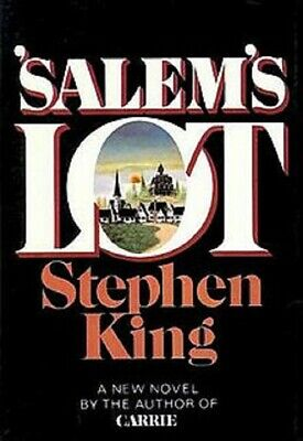 1975 - 'Salem's Lot  by Stephen King:  ((Audio book))  Mp3 Download