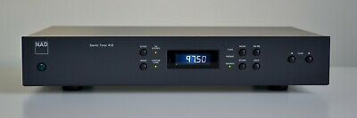 NAD 412 AM/FM Digital Stereo Tuner with New Display Lights