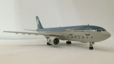 JC WINGS 1:200 COMPASS Airbus A300B4-605R