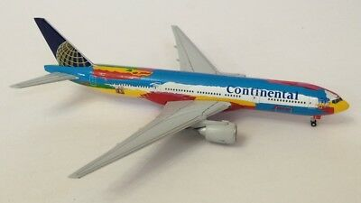 Dream Jets 1:400 Continental Boeing 777-200