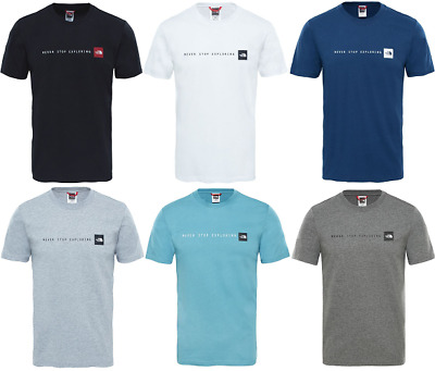 THE NORTH FACE TNF Raglan Easy T937FV15Q Coton T-Shirt Manches Courtes Hommes
