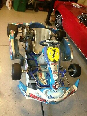 Top Kart Twister, Racing Kart, Proven Winner, Chassis only