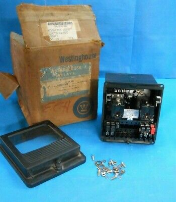 Westinghouse C0-11H1111N Overcurrent Relay Style 265C047A07 New