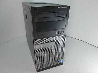 Dell OptiPlex 9020 MT - i7 4770 3.4GHz 16GB 2TB HDD-AMD Radeon HD7570