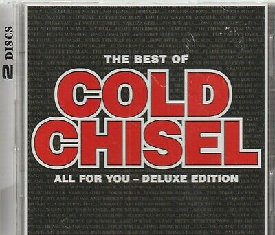The Best Of Cold Chisel - All For You - Deluxe Edition - 2CD Set